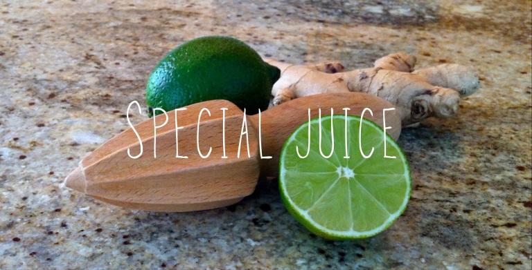Special juice