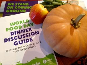 World Food Day 1