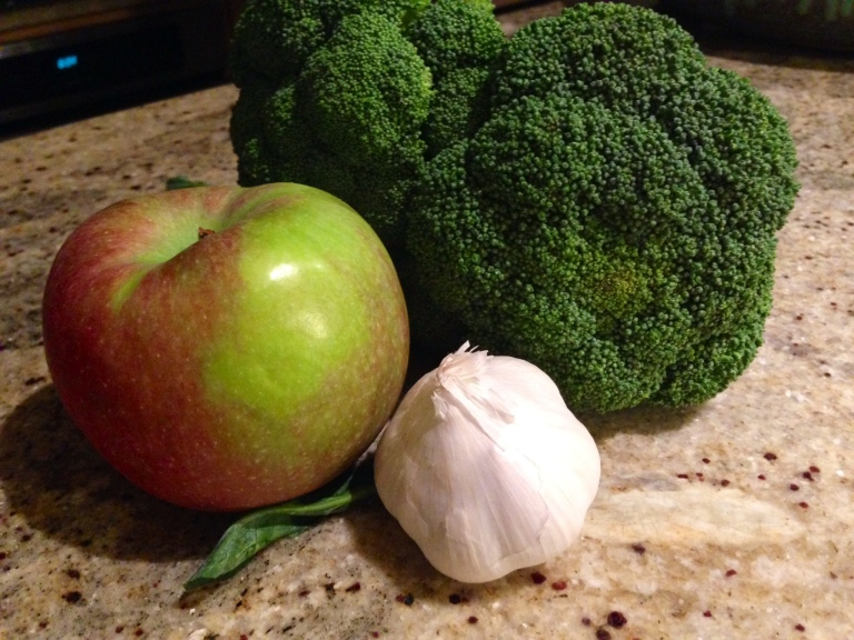 Broccoli Apple 2