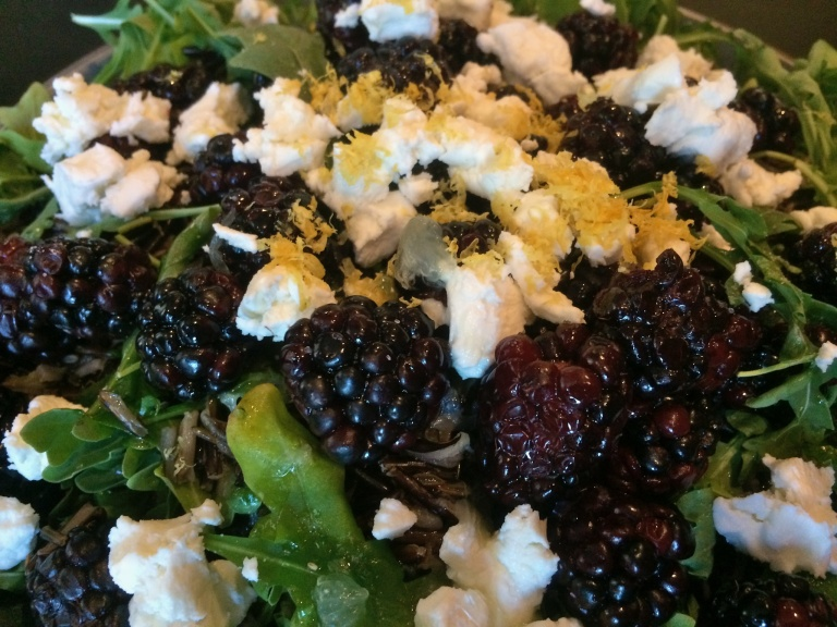 blackberrysalad